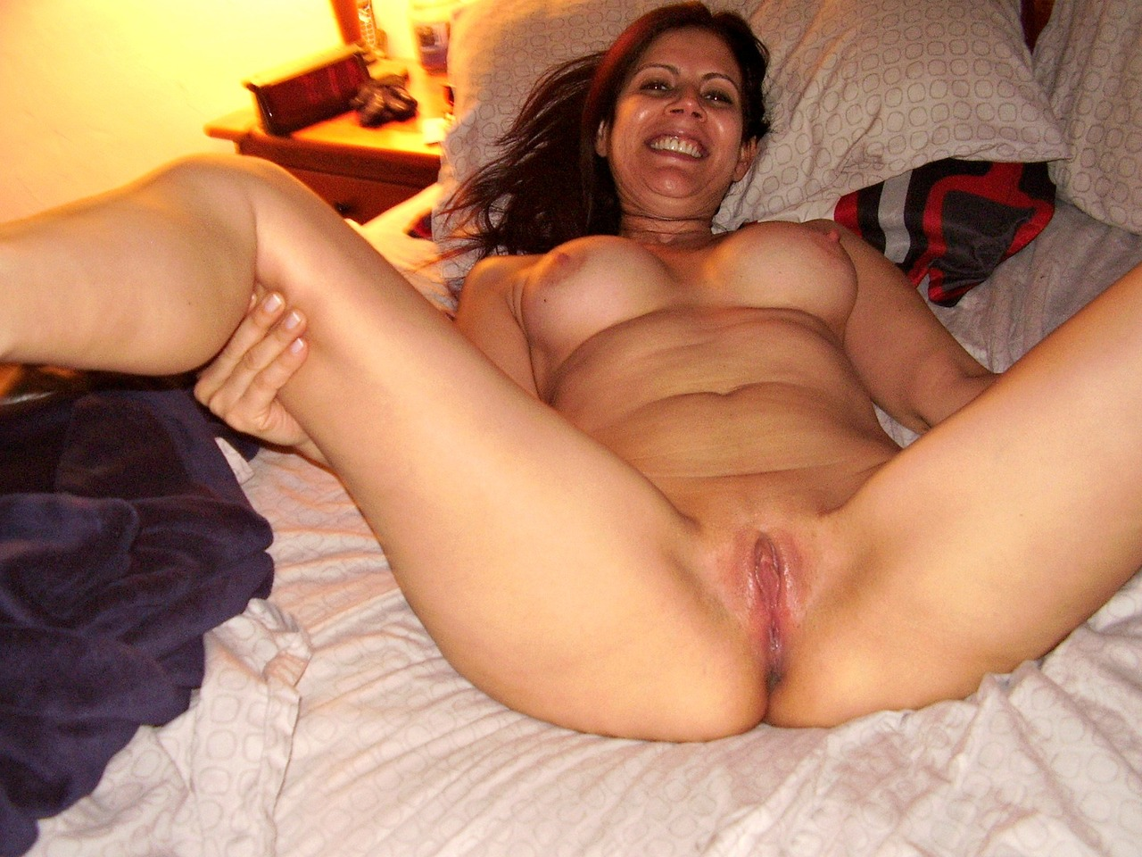 Perfect mature busty mom fucks two bbcs - 4 part 5